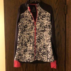 MPG full zip athletic jacket